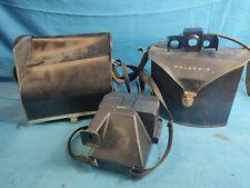 POLAROID Lot de 3 APPAREILS PHOTO instantanes Autofocus 660 + 2000 + SX-70 G