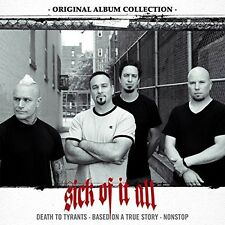 Sick of It All - Original Album Collection [New CD] Holland - Import