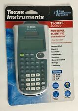 TEXAS INSTRUMENT T1-30XS MULTIVEW 4 LINE MATH & SCIENCE W/MATHPRINT CALCULATOR