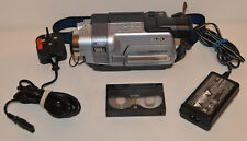 SONY Handycam DIGITAL 8 DCR-TRV145E 20X Optical zoom 8MM Camcorder Video Camera