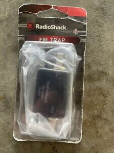 Radio Shack FM Trap.15-00024.  New, sealed - package shows wear.