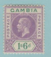 Gambia 82 Mint Hinged OG * - No Faults Very Fine!