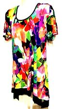 plus sz XL (24) TS TAKING SHAPE Costa Rica Top Layer Look soft draping NWT!