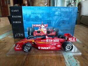 1:18 Action Reynard Target Juan Montoya #4 CART IRL Indy Car Diecast W189941562