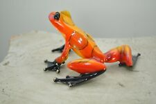 JULIET  Bronze Frog By the Frogman Tim Cotterill #1