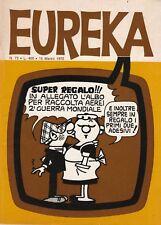 EUREKA n. 73 - EDITORIALE CORNO - MARZO 1972