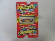 1989 Lionel Revolvers Whirling Dervish & Flip & Run Racer
