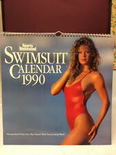 Sports Illustrated Swimsuit Calendar 1990 Featuring the Top Models of the 1990's