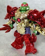 Teenage Mutant Ninja Turtles 1995 Metal Mutants Raphael figure TMNT Playmates