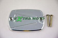 Coperchio cover serbatoio olio freno vaschetta pompa ARGENTO T-Max 500 530