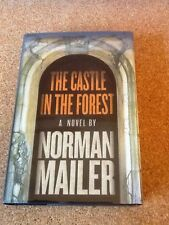 Norman Mailer Castle in the Forest 1/1 HC/DJ SIGNED