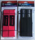 2 Pairs Harbinger Padded Cotton Weight Lifting Straps HIS/HERS Pink/Black NEW