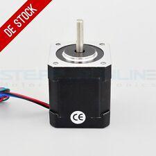 59Ncm Nema 17 Stepper Motor 1m Cable 3D Pinter Reprap Makerbot Arduino CNC Robot