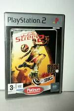 FIFA STREET 2 GIOCO USATO SONY PS2 ITA PAL PLATINUM GP1 39871