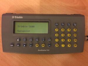 Trimble Geodimeter CU Control Unit 5600 Series Total Stations ALPHA 571242810