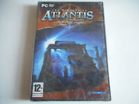 JEU PC DVD-ROM - THE SECRETS OF ATLANTIS / L'HERITAGE SACRE  - NEUF