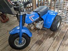 Great Condition 1983 Honda Atc 70 Christmas Special Three wheeler Atv atc70