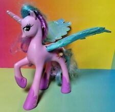 My Little Pony PRINCESS CELESTIA Talking Light-Up Wings 2010 Pegasus Unicorn MLP