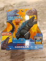 "Godzilla Vs Kong Monsterverse Battle Roar Godzilla 7"" Inch New"
