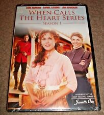When Calls the Heart Series Season 1 Erin Krakow, Lori Loughlin, Daniel Lissing