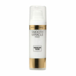 MAXFACTOR X SMOOTH MIRACLE PRIMER SMOOTH SKIN TEXTURE 30ML