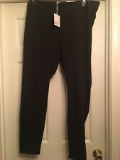 3X Lauren Conrad Womens Black Leggings *Free Shipping*