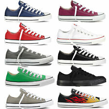 Converse Chuck Taylor all Star Ox Men's Trainer Trainers Chucks Low Shoes