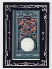 2013 Topps Gypsy Queen Mini Relic - Jersey - #GQMR-BM - Brian McCann - Braves