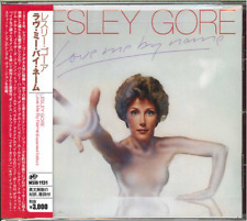 LESLEY GORE-LOVE ME BY NAME (EXPANDED EDITION)-JAPAN CD G88