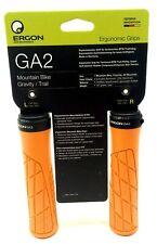 Ergon GA2 Mountain Bike Grips 135mm Orange