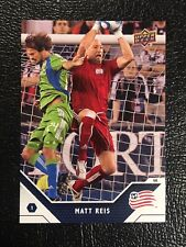 2011 Upper Deck MLS #98 Matt Reis New England Revolution Soccer Card
