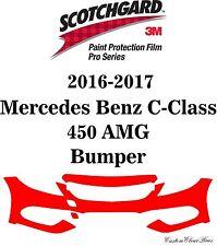 3M Scotchgard Paint Protection Film Pro 2016 2017 Mercedes Benz C-Class 450 AMG