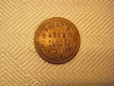 Denny's Tavern, 3 Ave. & 15th St., Watervliet, NY., GF 5 Cents in Merchandise