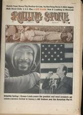 ROLLING STONE NEWSPAPER MAGAZINE - April 27 1972  No. 107 MARVIN GAYE