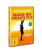 MAKE MY HEART FLY - VERLIEBT IN EDINBURGH   DVD NEU