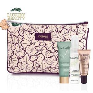 CAUDALIE Essentials Face Kit gift set worth £27 NEW