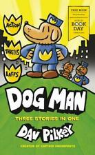 Dog Man: World Book Day 2020 by Dav Pilkey Book The Fast Free Shipping