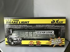 Ford F150 Bully LED 3rd Brake Light Clear Lens Free Form Reflector '09 & up