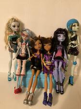 Monster High Doll Lot 6