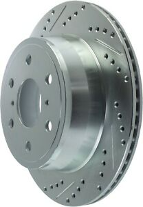 StopTech For Chevrolet, GMC, Cadillac / Disc Brake Rotor Rear Right - 227.66065R