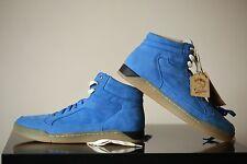 Diesel New Basket Diamond Shoes Light Blue Size UK 11 EU 46