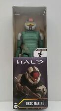 "Halo UNSC Marine 12"" Deluxe Action Figure Fully Posable by Mattel NIB"
