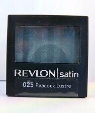 Revlon Luxurious Color Satin Pressed Powder Eye Shadow - Peacock Lustre 025