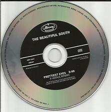 THE BEAUTIFUL SOUTH Prettiest Eyes PROMO DJ CD single 1994 MINT USA CDP 1512