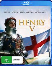 Henry V - Drama - NEW Blu-Ray