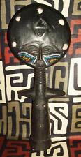 African Fertility Doll-Africa Asante Ashanti akua ba sculpture art decor ddfa21