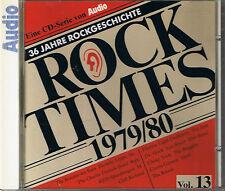 Audio Rock Times vol. 13 1979-80 CD Various AUDIOPHILE