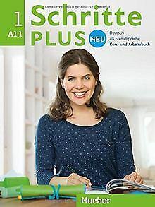 Schritte plus Neu 1: Deutsch als Fremdsprache / Kursbuch...   Buch   Zustand gut
