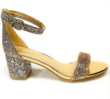 Forever Ande Women's Dress Evening & Party Shoes size 8 Rose Gold