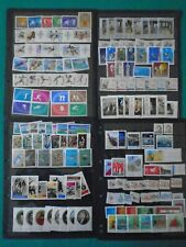 Poland Thirty four unmounted mint sets